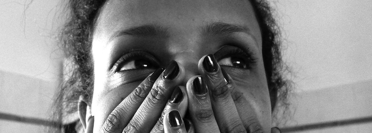 Emotion Girl Black Nailpolish