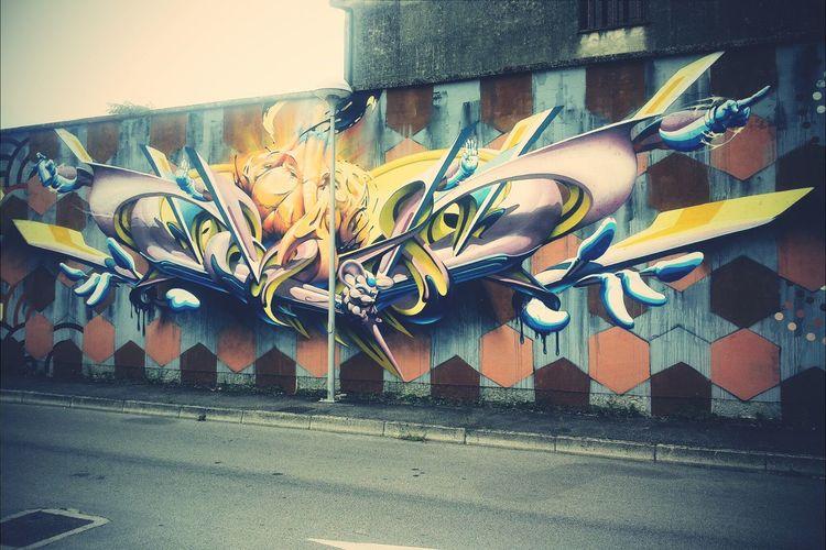 Writing On The Walls Indian Style Graffitti Shiva