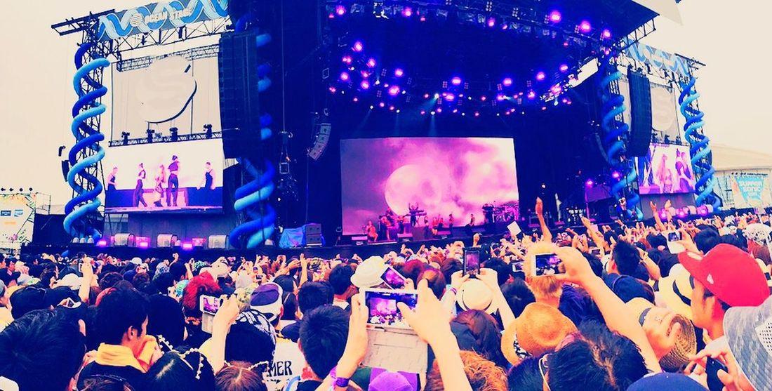 Sickick pe]:people]e Arianagrande Summersonic Japan OSAKA Festival Music Crazy