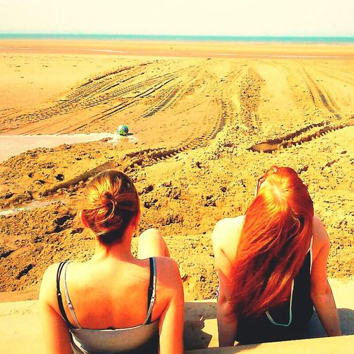 Beach Blackpool Landscape Friends ❤