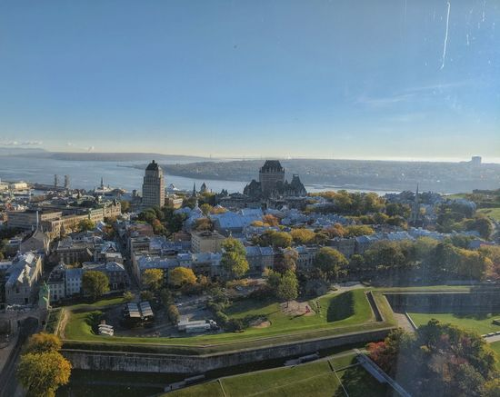 Bonjour! Quebec Quebec City Canada Cityscape City Canada Hotel View Hotel Window Buildings Architecture History Architecture Enjoying Life Taking Photos