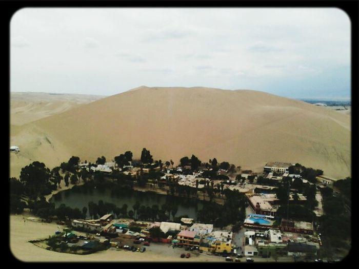 Huacachina chill First Eyeem Photo