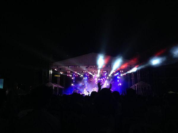 True Jazz Jazz Huahin Thailand Lighting Decoration Night Time Violet Light System True Jazz Bands Music Jazz Night
