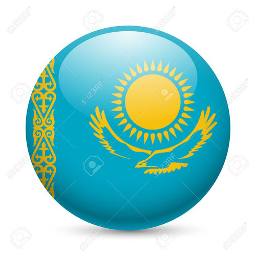 43 Golden Moments Флаг Казахстана! 💞