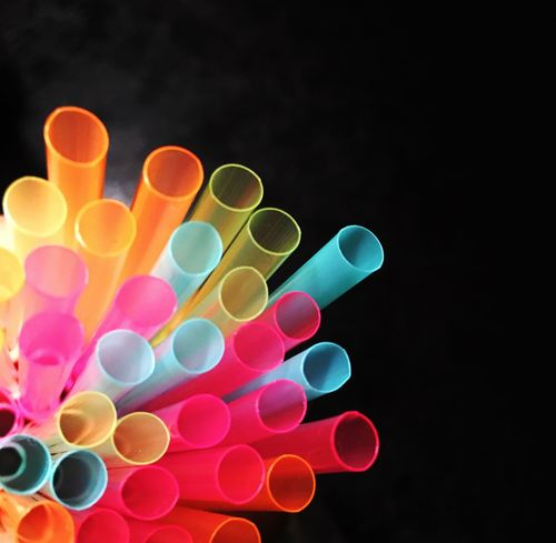 Tubes Large Group Of Objects Multi Colored Variation Studio Shot No People Indoors  Close-up Day Tube Nano Technology Colors Colorful Long Circle Circles Round Round And Round Round Shape Tubelight Drinking Straw Lifestyles Space Fantasy Straw