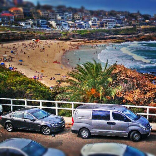 Bronte Beach Australiaday