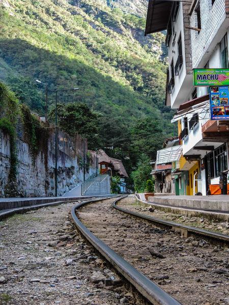 Day Diminishing Perspective Outdoors Public Transportation Rail Transportation Railroad Track Railway Track The Way Forward
