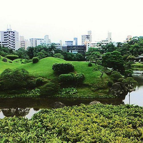 水前寺公園 整備