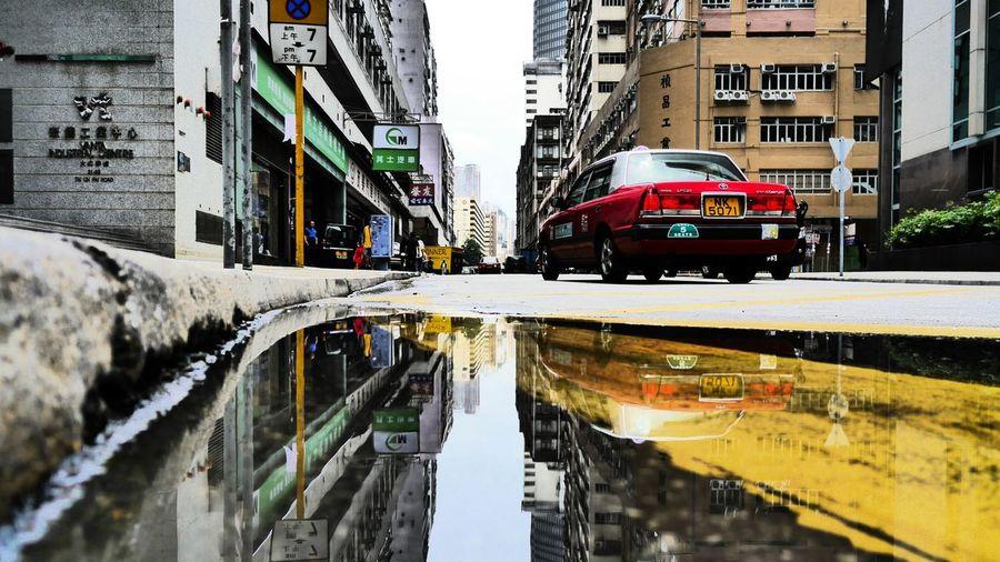 Reflection at Kwaichung Hong Kong Discoverhongkong DMC_CM1 Leica Mobile Photography Hkigers Streetphotography Open Edit