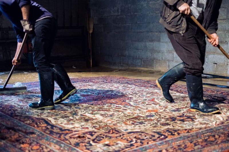 Persian Rug Clean Dirty Dance