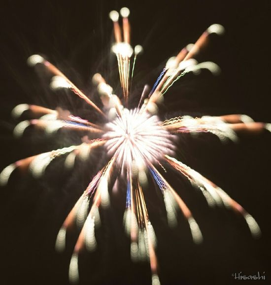 Celebration Arts Culture And Entertainment Night Firework Display No People Multi Colored Defocused Outdoors Black Background Close-up Sky