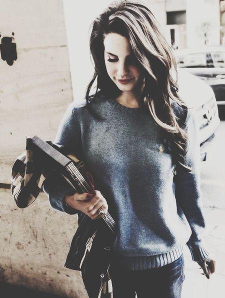 She Is My Idol Lana Del Rey
