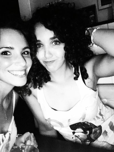 Friendship 2016♡ Backhome Blackandwhite Brunette CurlyGirls Friendship Girl Power Girlsnightout Greattime Happyness Jerk & Bitch Loveher❤ Lovelovelove Missyou Moose And Squirrel Naranja <3 Nightphotography Posing For The Camera Sister ❤ Smiling What I Value