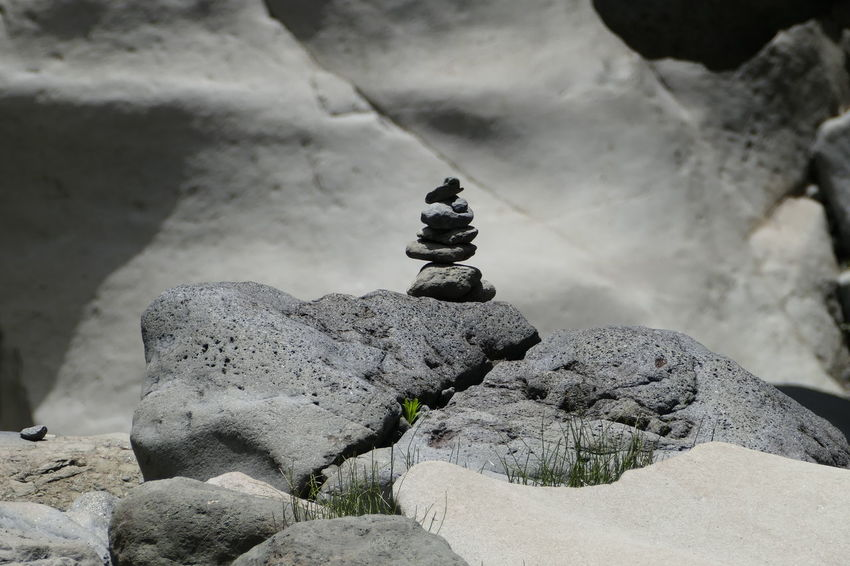 Beauty In Nature Cairn Close-up Day Nature No People Outdoors Pieceful Rock - Object