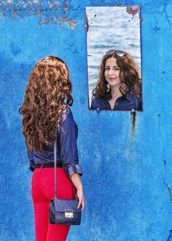 Çınarcık - Yalova / Turkey Model Beautiful Beauty Color Portrait