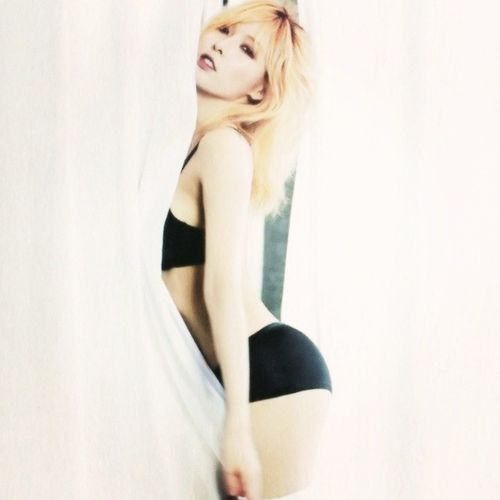 let me be her Hyuna