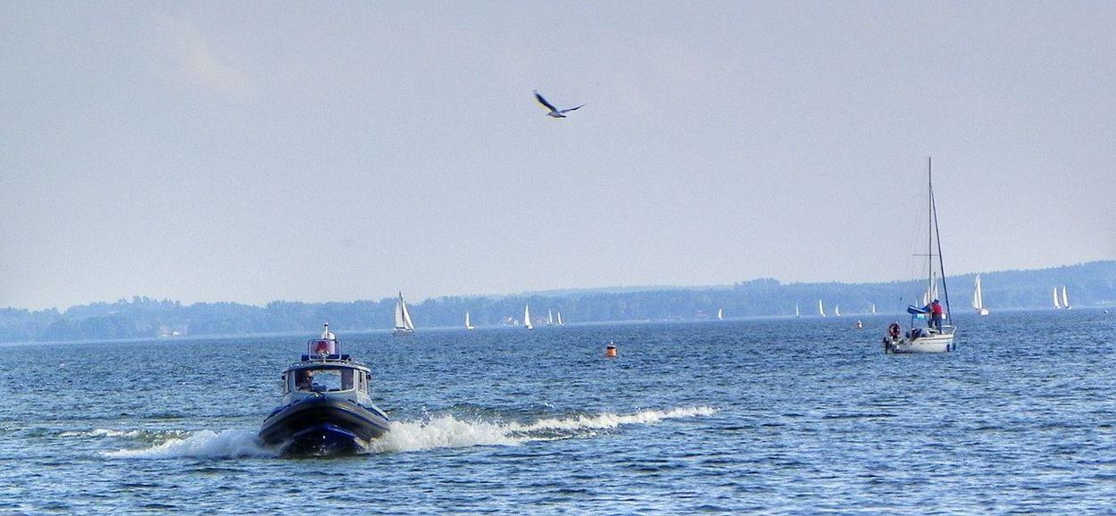 Water Vacations Masuria Mazury Giżycko Jezioro Photo Poland Polska