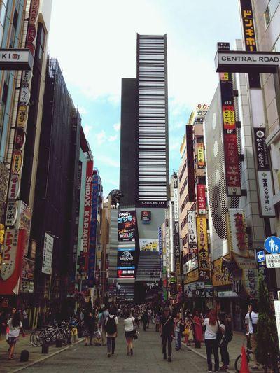 Shinjuku Tokyo,Japan Kabukicho Gozilla