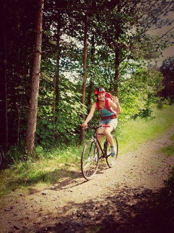 Biking Bike Week
