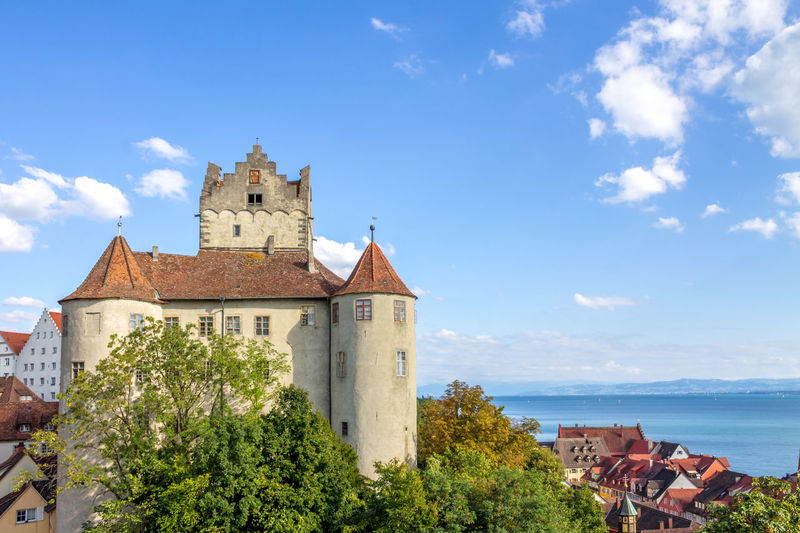 Meersburg, Germany Architecture Bodensee Bodenseeregion Building Built Structure Burg Castle Germany Lake Constance Landscape Meersburg No People Sky