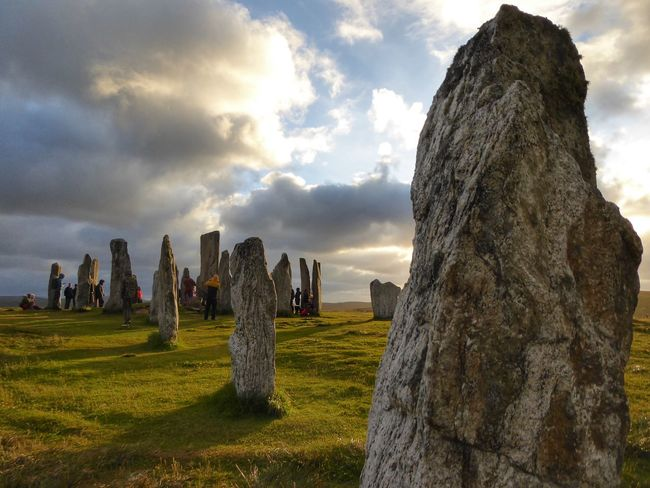 Summer Solstice sunset over Callanish Stones Sunset_collection Sunset #sun #clouds #skylovers #sky #nature #beautifulinnature #naturalbeauty #photography #landscape Sunsetlover Architectural Feature Isle Of Lewis Summer Solstice Sunset Summer Solstice 2018 Cloud - Sky Sky Nature Tombstone Memorial Grave The Traveler - 2018 EyeEm Awards Solid History The Past Stone Architecture Grass Tourism Sculpture Religion