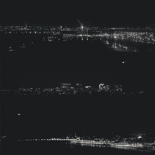 WashingtonDC Washingtondcskyline Nightview Blackandwhite Bnw_society Bnw Insta_bw Bw Bw_lover