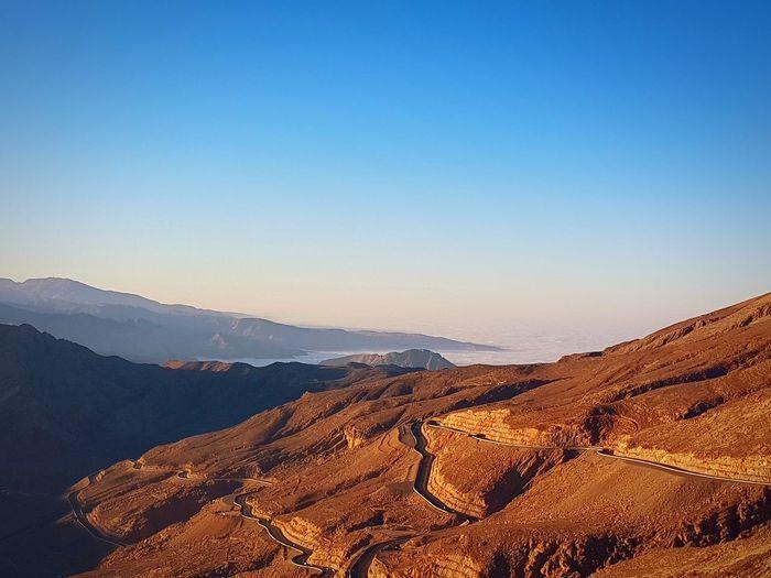 Jabal Jais Rasalkhaimah Rak Sky