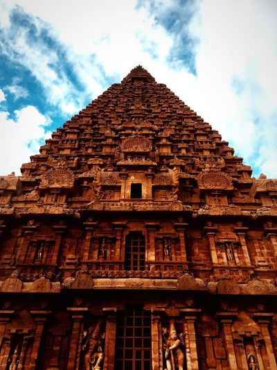 The timeless architecture Incredibleindia Cholan Architecture Architecture Building The Past Ancient Travel Travel Destinations History First Eyeem Photo The Architect - 2018 EyeEm Awards