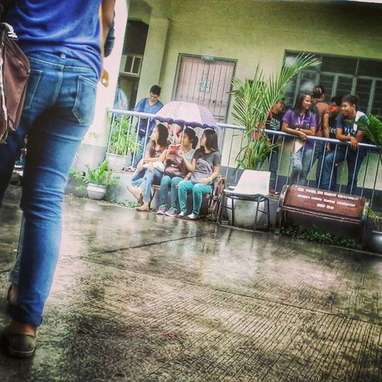 Masilungan. BulSUMC Bulsu BulSUans Enrollment Rainy Payong