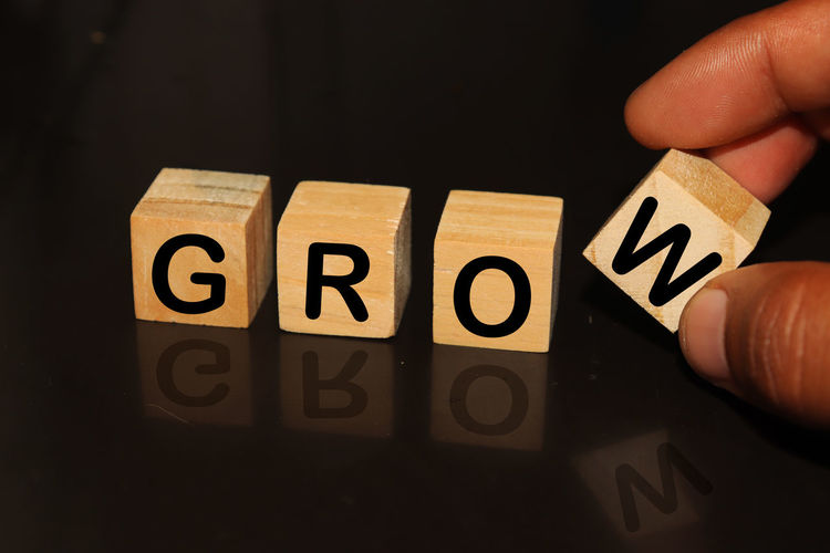 GROW made with