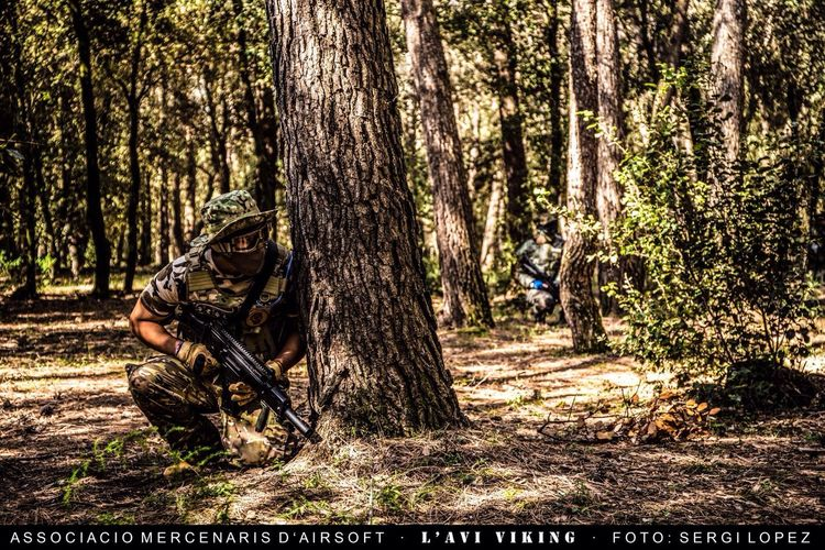Airsoft Sports Photography Catalunya Guns