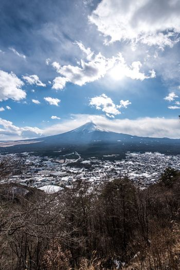 Japan Japan Photography Mount FuJi Sky Cloud - Sky Water Beauty In Nature Scenics - Nature Nature Sea Tranquility Beach