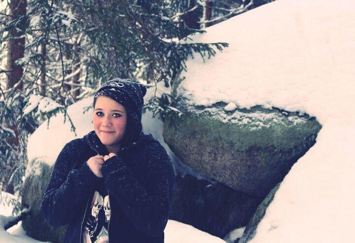 Shooting Snow Outdoor