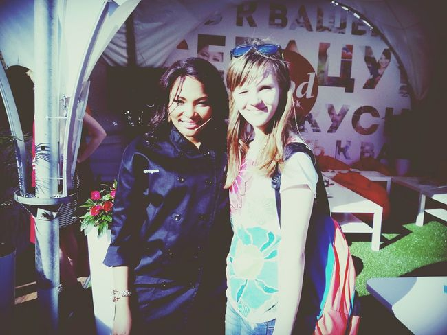 tasteofmoscow2015 tastyfood sweetthings with Siba PrettyMe