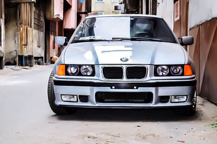 Bmw E36 Mpower Hot Sexygirl