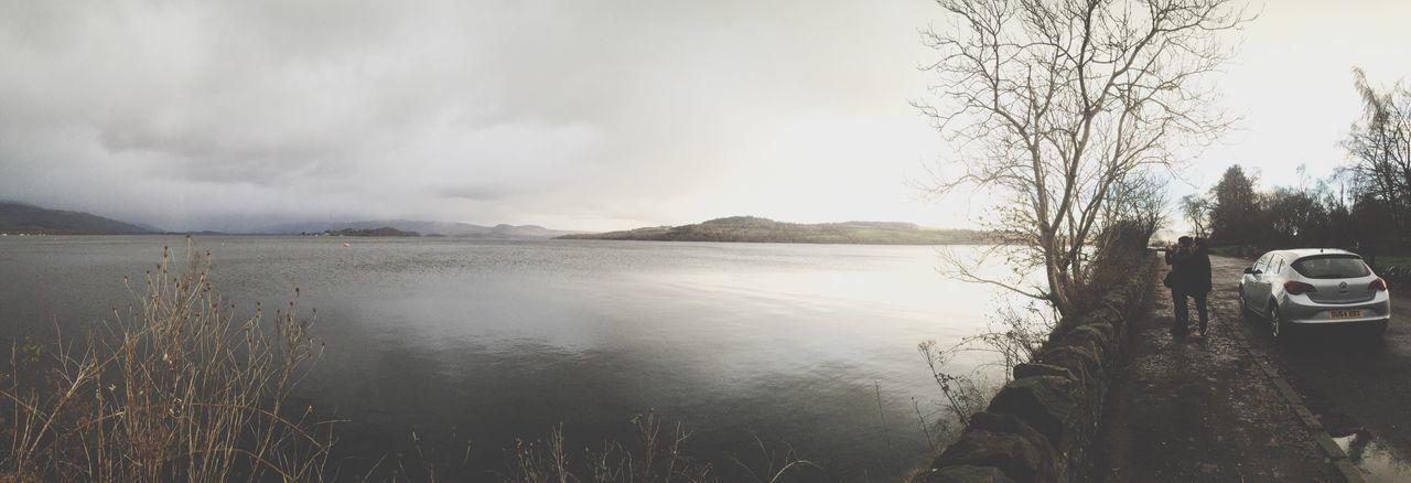 Loch Lomond Scotland Lost In The Landscape