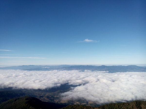 Chaing Mai Cloud - Sky Nature Sky
