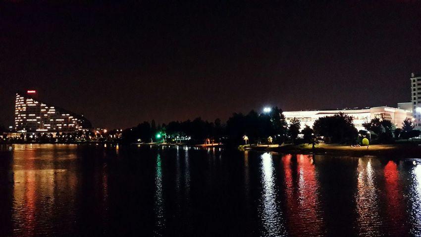 City Seyhan River Adana Türkiye Holiday Cityscapes On The Road Night Turkey Capturing Freedom Colors