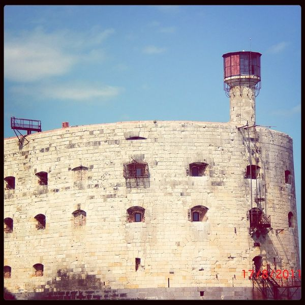 Monuments Fort Fort Boyard