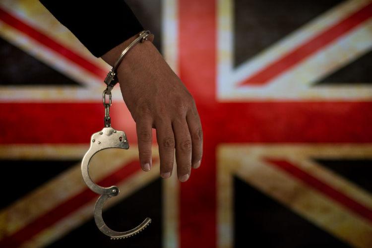 British Bribe Murder Prisoner Escape Handcuffs  Justice Law Prison Thief Legal System Justice - Concept Police Station Judge - Law Police Car Prison Bars Security Bar Handcuffs  Hostage Weapon