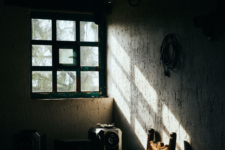 Light of Cacalomacan Abandoned Architecture Building Built Structure Damaged Day Domestic Room House Household Equipment Indoors  No People Old Run-down Sunlight Wall Wall - Building Feature Weathered Window