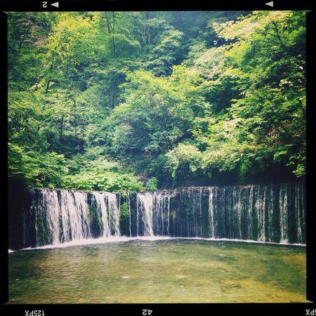 Relaxing Waterfall 軽井沢
