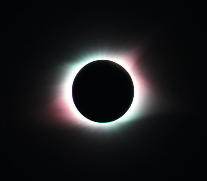 The total eclipse of the Sun as photographed from Southeast, Missouri on August 21, 2017 Astronomy Beauty In Nature Eclipse Eclipse 2017 Inspirational Moment Moon Nature No People Outdoors Scenics Sky Solar Eclipse Sun Sunlight Tranquil Scene