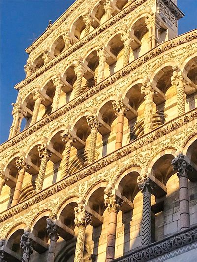 Lucca Italy Lucca Low Angle View Built Structure Architecture Building Exterior Arch History The Past First Eyeem Photo