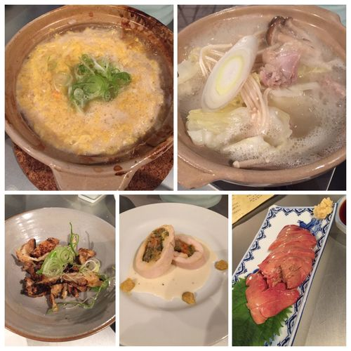 毎年の冬の流行り⛄️あまかー鶏鍋ファイナル‼︎ごちそうさまでした!また来年楽しみデス❤︎ あまかー Kyoto Yummy♡ 鶏鍋 ファイナル 鶏皮焼き レバー Dinner Chiken 雑炊