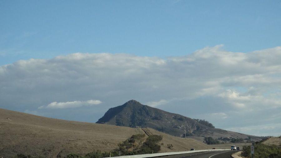 Highway 1 Sea Pacific Ocean EyeEm Team Road Roadtrip California Ocean View