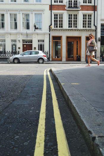 Street lines 🚦 London Soho Streetphotography Hello World Chilling