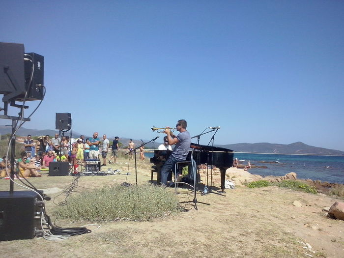 Time In Jazz Sardinia Sea View Fresu