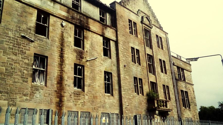 Abandoned Abandoned Buildings Mental Hospital  Asylum Creepy Urban Adventure Experience