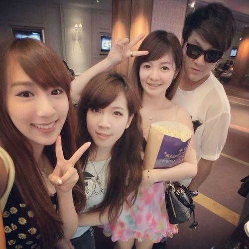 MOVIE 變形金剛4 Transformers Friends dating holiday summer girls